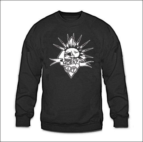 Mob 47 - Skull Sweater