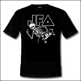 JFA - Skate To Hell Shirt (reduziert)