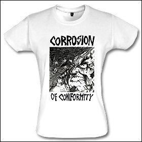 Corrsion Of Conformity - Animosity Girlie Shirt (reduziert)