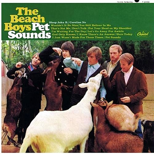 Beach Boys - Pet Sounds LP