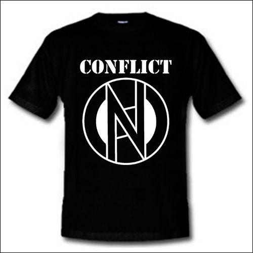 Conflict - Logo Shirt