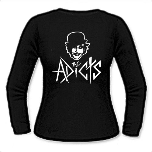 The Adicts - Girlie Longsleeve