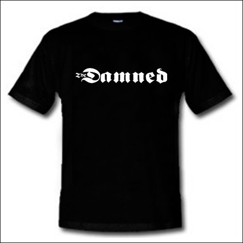 The Damned - Logo Shirt