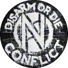 Conflict - Disarm Or Die Button
