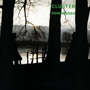 Cluster - Sowieso LP