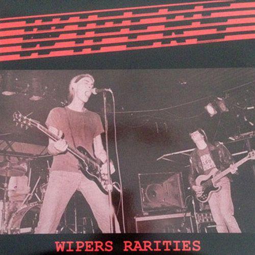 Wipers - Rarities 2xLP