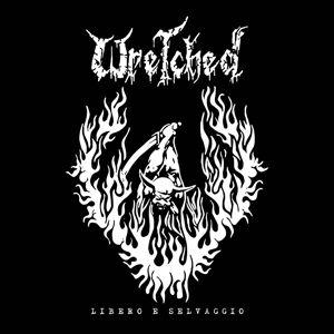 Wretched - Libero E Selvaggio LP