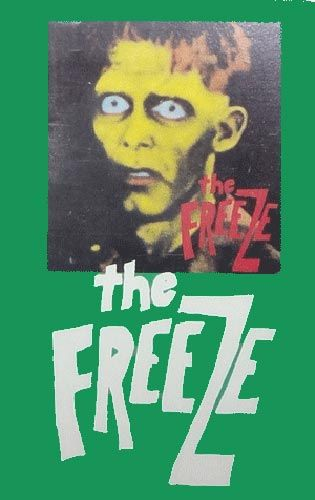 Freeze - Rabid Reaction Tape