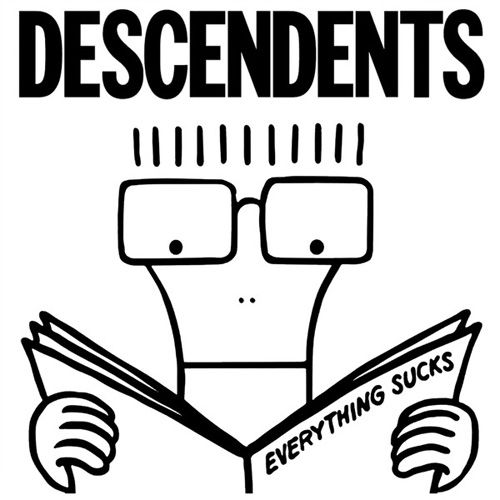 Descendents -Everything Sucks LP + 7