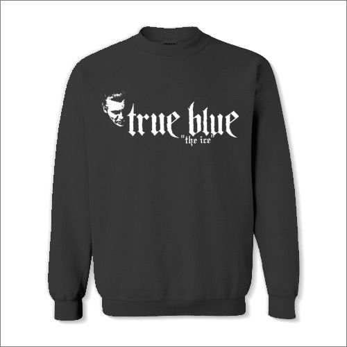 True Blue - The Ice Sweater