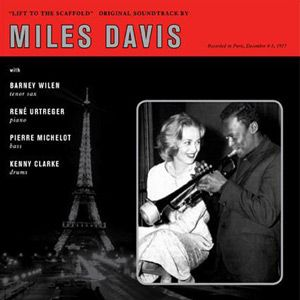 Miles Davis - Lift To The Scaffold LP