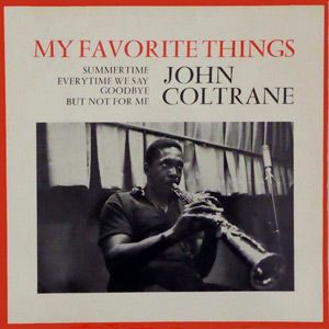 John Coltrane - My Favorite Things LP