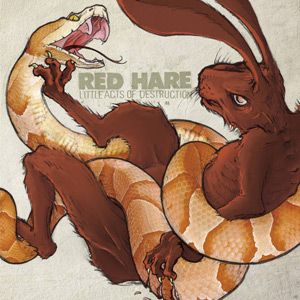 Red Hare - Little Acts Of Destruction LP