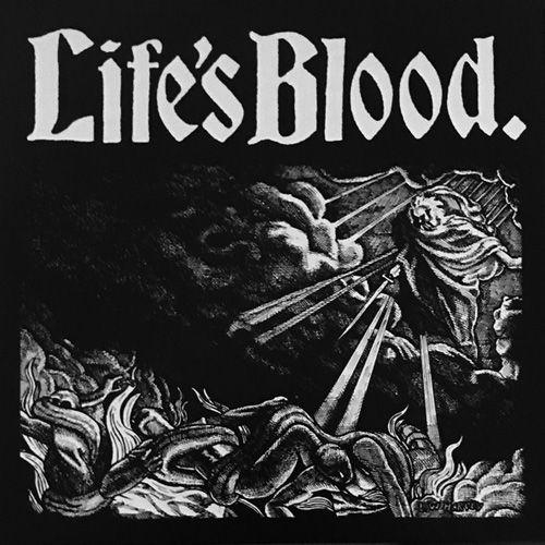 Life'sBlood - Hardcore A.D. 1988 LP