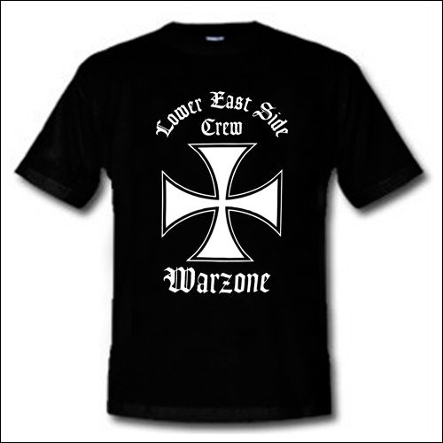 Warzone - Lower East Side Crew Shirt