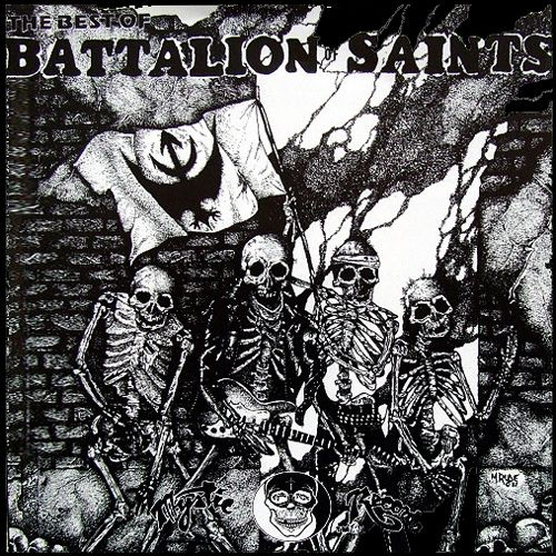 Battalion of Saints - Best of... LP