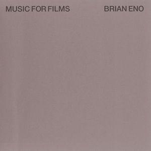 Brian Eno - Music For Films LP
