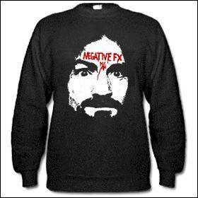 Negative FX - Charles Manson Sweater (reduziert)