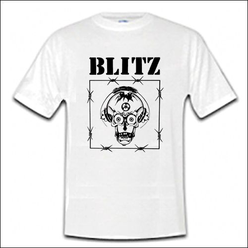 Blitz - Razor Skull Shirt (reduziert)