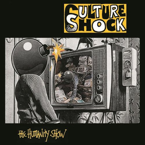 Culture Shock - The Humanity Show LP