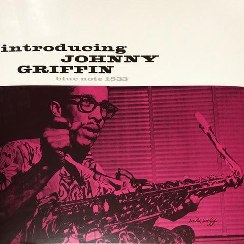 Johnny Griffin - Introducing Johnny Griffin LP