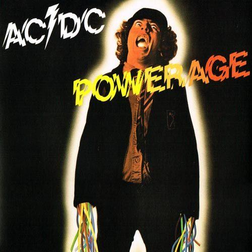 AC/ DC - Powerage LP
