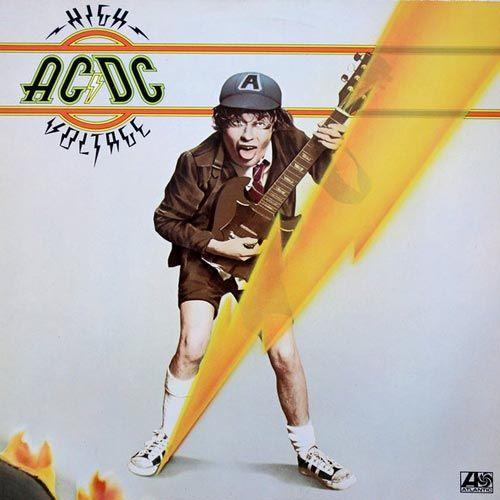 AC/ DC - High Voltage LP