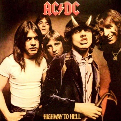 AC/ DC - Highway To Hell LP