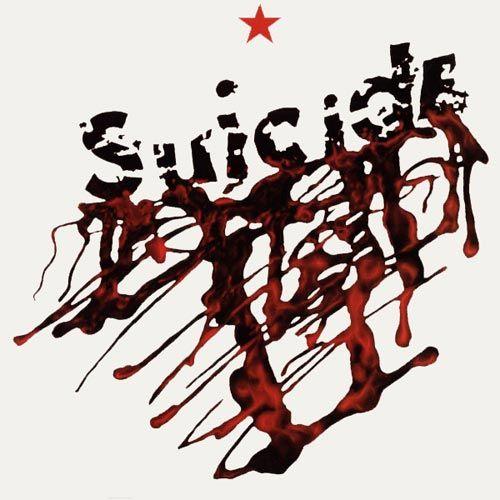 Suicide - s/t LP