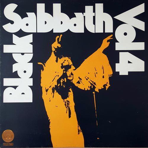 Black Sabbath - Vol. 4 LP