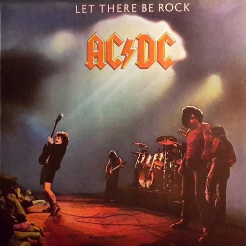 AC/ DC - Let There Be Rock LP