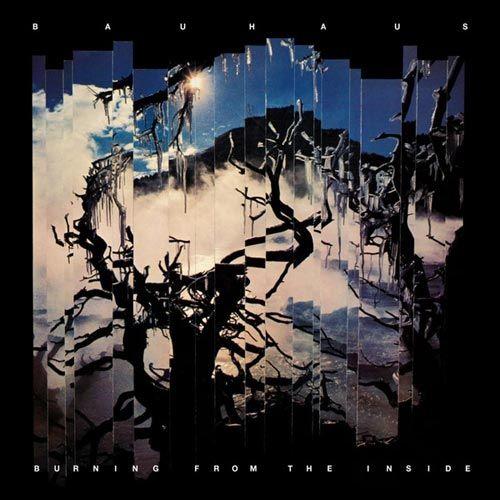 Bauhaus - Burning From The Inside LP