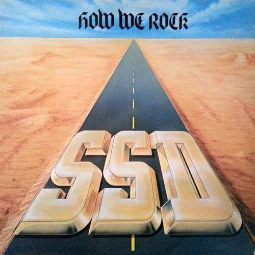 SSD - How We Rock LP (RSD 2019)