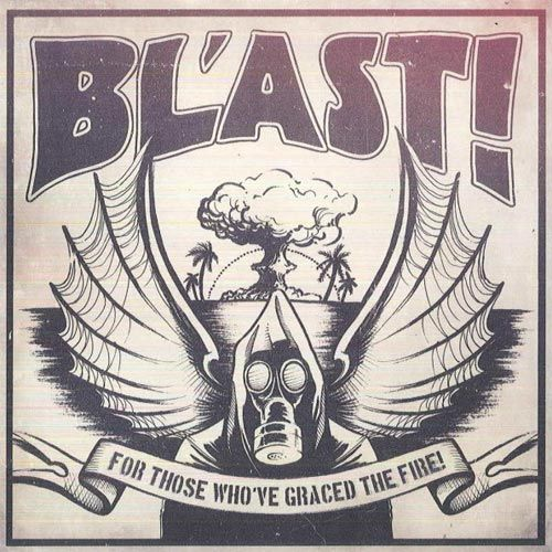 Bl'ast - For Those Who've Graced The Fire 7