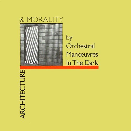 Orchestral Manoeuvres in the Dark - Archtecture & Morality LP