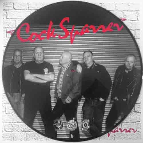 Cock Sparrer - Forever Picture LP