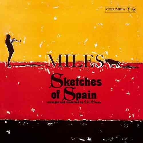 Miles Davis - Sketches Of Spain LP