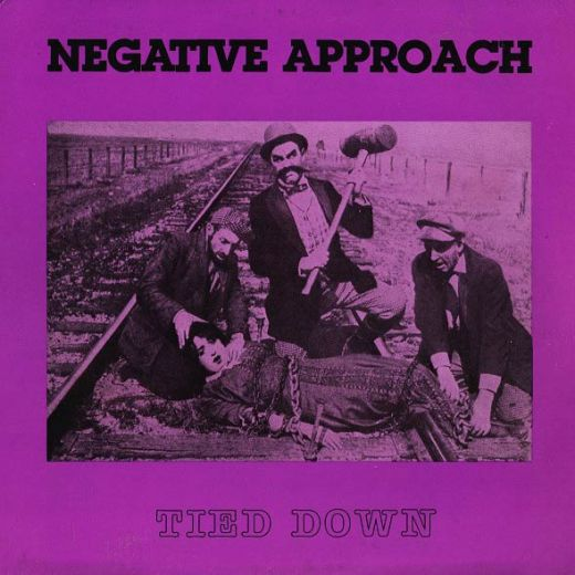 Negative Approach - Tied Down (colored vinyl)