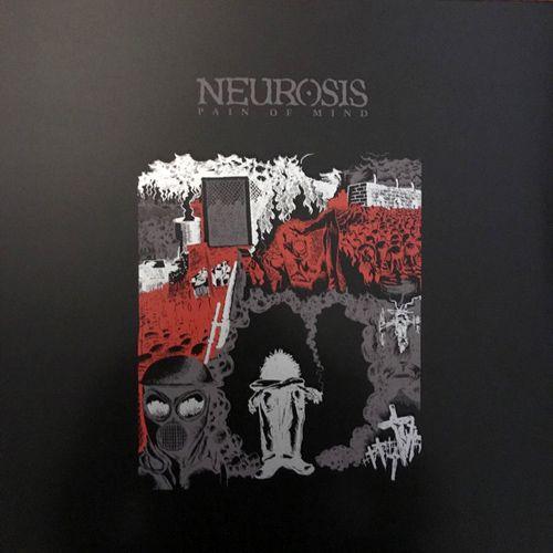 Neurosis - Pain Of Mind LP (repress)