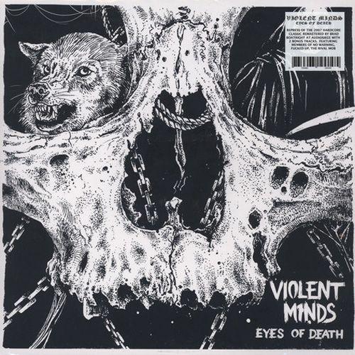 Violent Minds - Eyes Of Death LP (repacked)