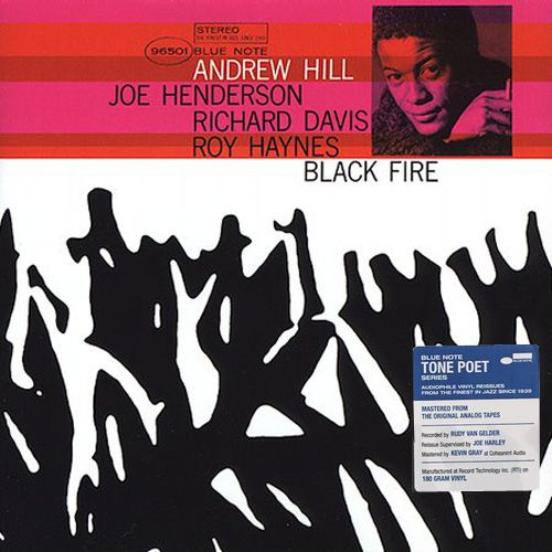 Andrew Hill - Black Fire LP (Tone Poet Edition)