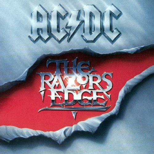AC/ DC - The Razor's Edge LP