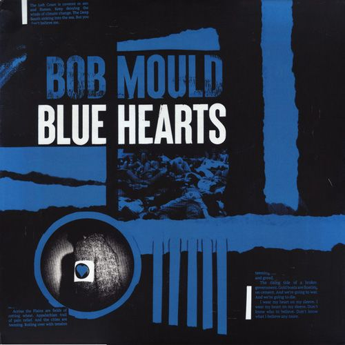 Bob Mould - Blue Hearts LP
