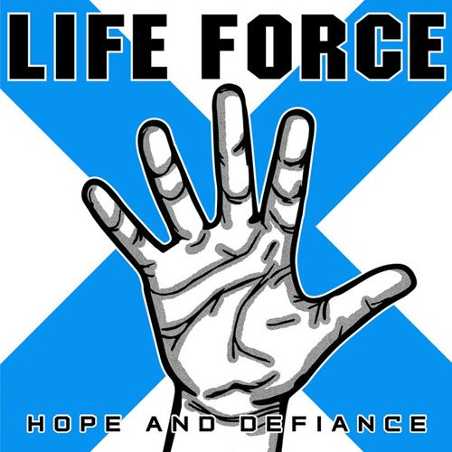 Life Force - Hope And Defiance LP