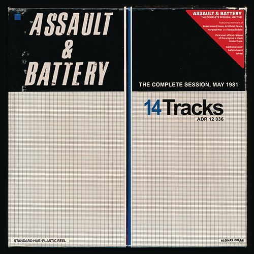 Assault & Battery - The Complete Session, May 1981 LP