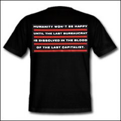 ManLiftingBanner - No Compromise Shirt