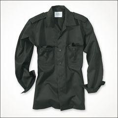 US Hemd, 1/1 Arm schwarz