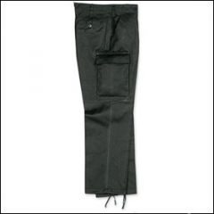BW Moleskin Hose schwarz