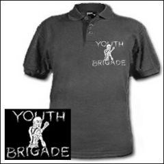 Youth Brigade - Skinhead Polo Shirt