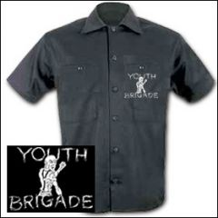 Youth Brigade - Skinhead Workershirt
